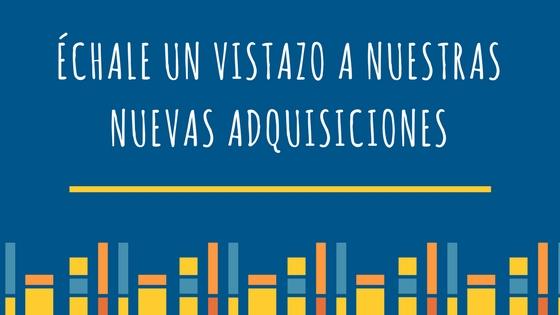 http://www.toledo.es/wp-content/uploads/2019/04/untitled.png. Últimas adquisiciones en la biblioteca
