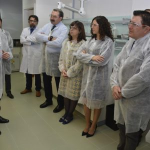 oledo se encuentra entre las ciudades líderes en investigación y desarrollo de alta tecnología asociada a la industria farmacéutica