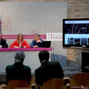 ilagros Tolón destaca el impulso que la Cofradía del Valle destina a ampliar la oferta cultural de la ciudad y a engrandecer su romería
