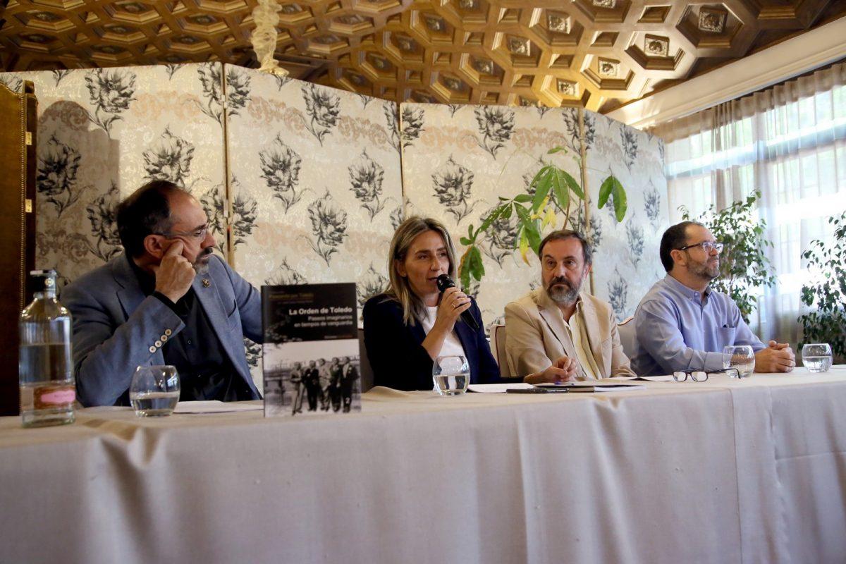 http://www.toledo.es/wp-content/uploads/2019/05/03_la_orden_de_toledo-1200x800.jpg. La alcaldesa destaca la contribución de Juan Carlos Pantoja a la  historia literaria toledana con su nueva obra 'La Orden de Toledo'