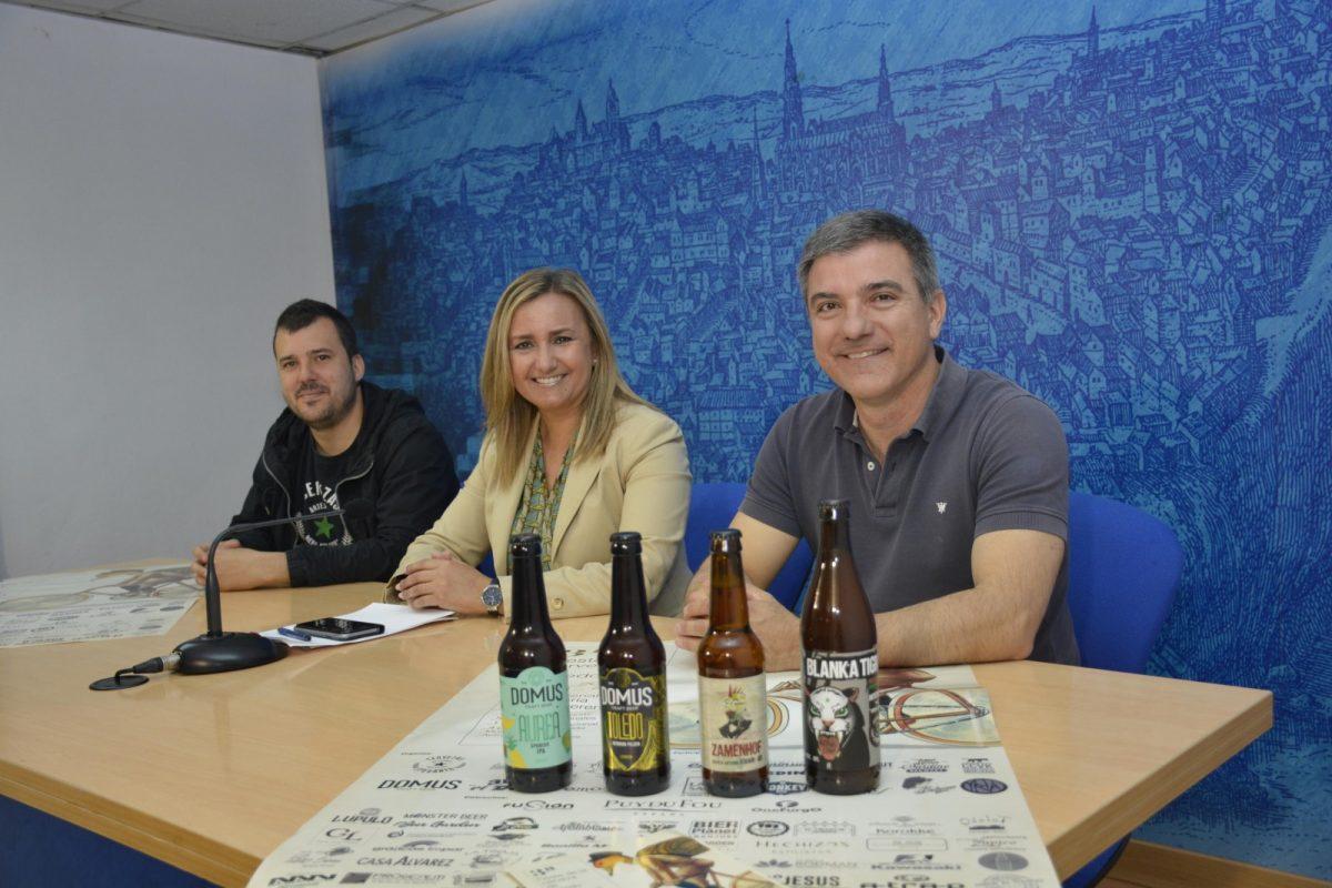 http://www.toledo.es/wp-content/uploads/2019/05/3-fiesta-de-la-cervez_1-1200x800.jpg. La III Fiesta de la Cerveza de Toledo reúne este sábado en el recinto ferial del Polígono un total de 12 firmas de cerveza artesana
