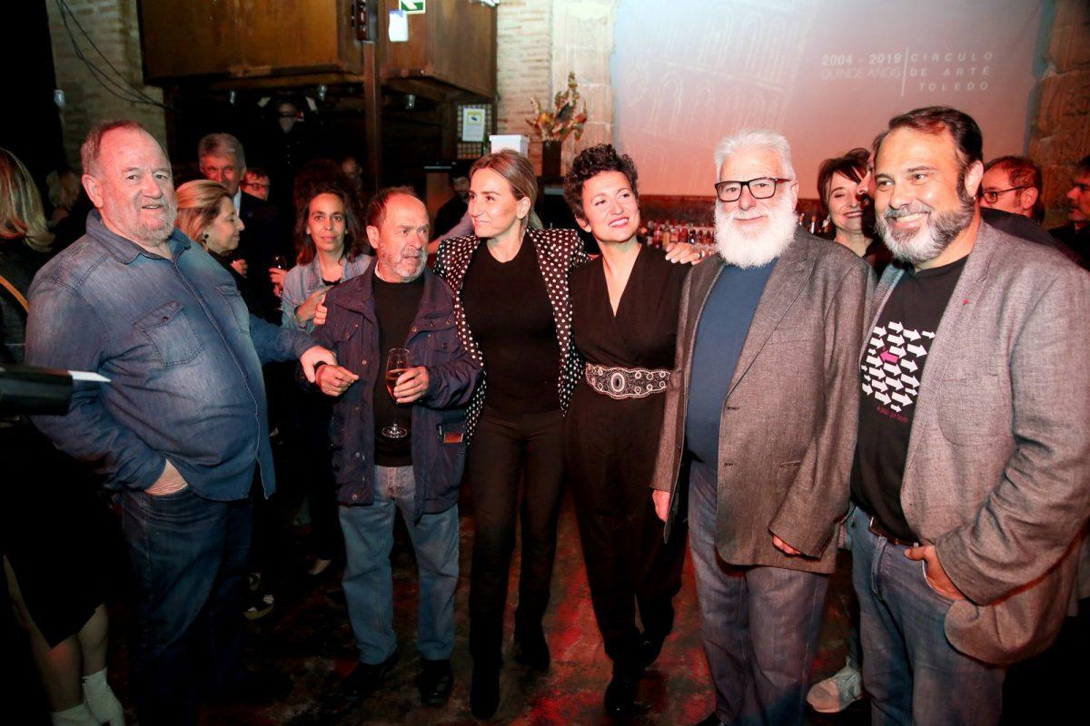 http://www.toledo.es/wp-content/uploads/2019/05/a872a782-25e4-40a0-b55a-a1e072af92d6-1200x800.jpeg. Milagros Tolón destaca en el 15 aniversario del Círculo de Arte que es un dinamizador fundamental de la vida cultural y lúdica de Toledo