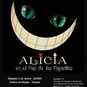 Festival de danza en Teatro de Rojas: Alicia en el pais de las maravillas