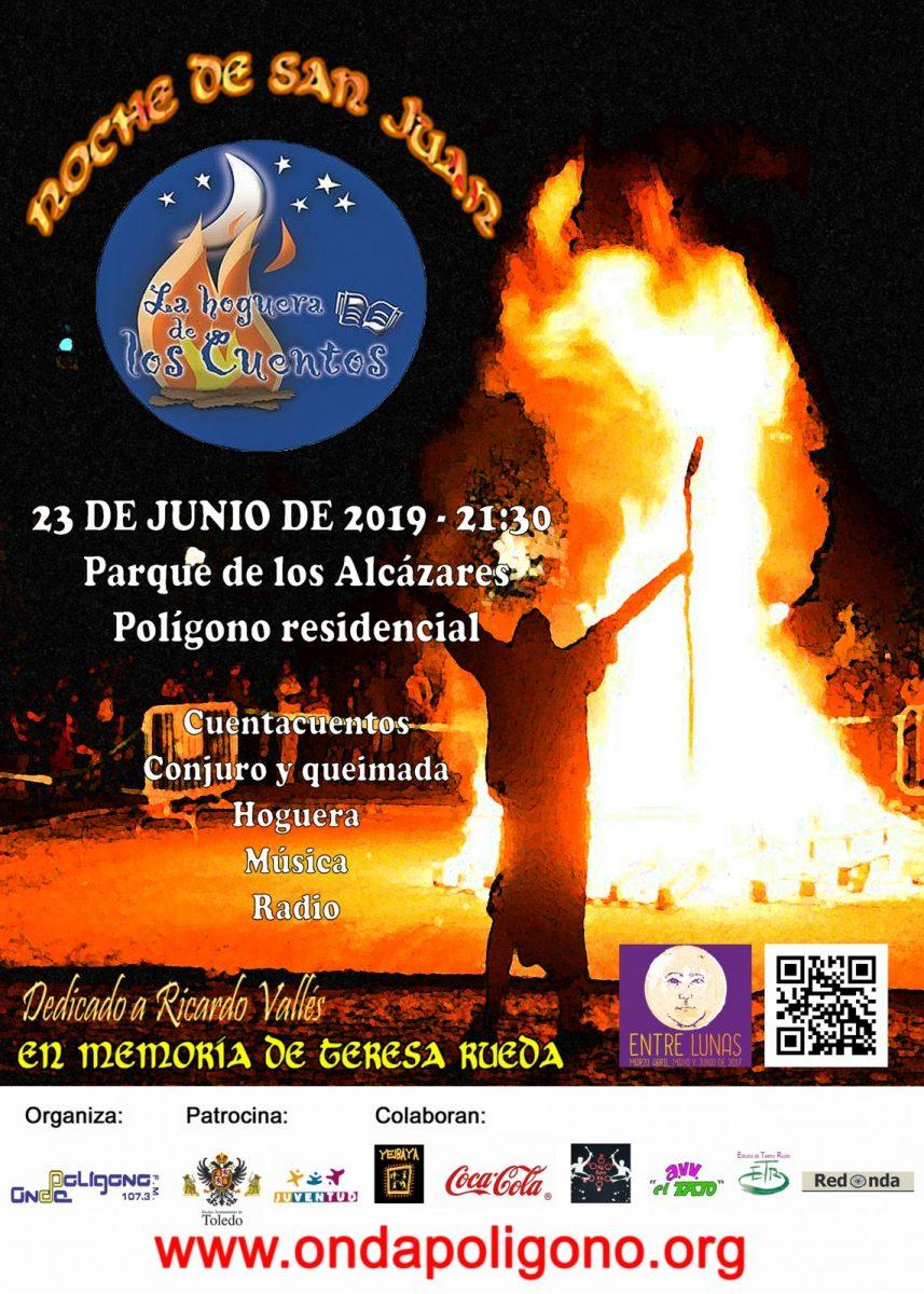 http://www.toledo.es/wp-content/uploads/2019/05/cartel-hoguera-cuentos-2019-857x1200.jpg. La Hoguera de los Cuentos