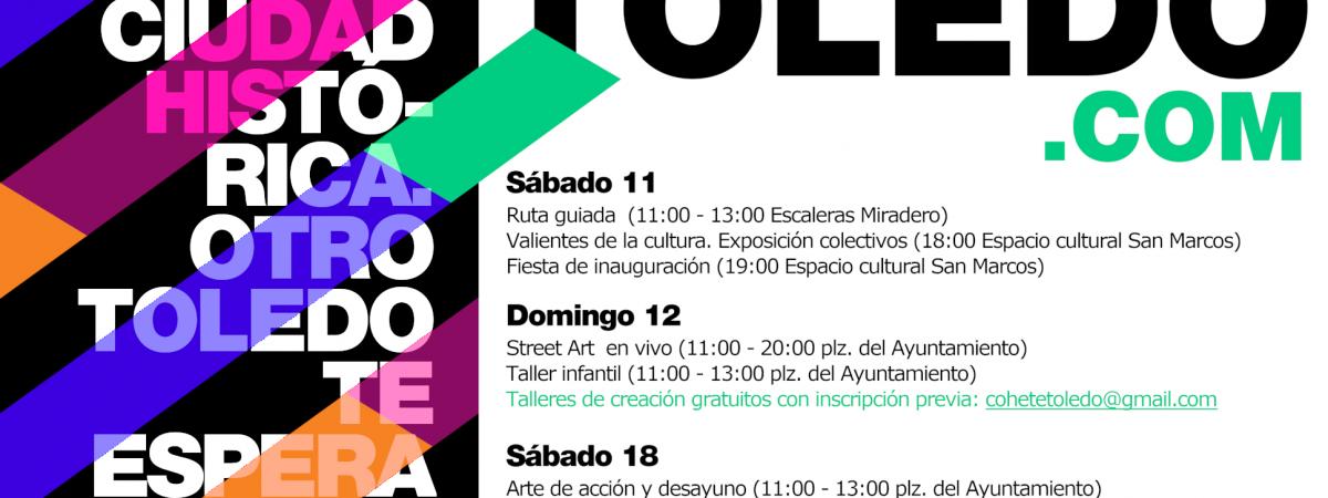 Festival COHETE TOLEDO 2019