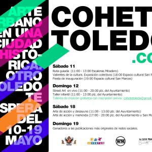 estival COHETE TOLEDO 2019