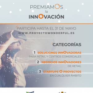 Participa en la iniciativa Wonderful!