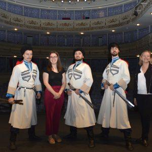 l Auditorio 'El Greco' acoge este domingo el musical 'Leyendas de Cosacos' del Teatro Estatal de Danza Cosacos de Rusia