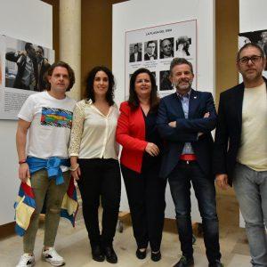 l Ayuntamiento respalda la exposición 'Un orgullo necesario' con la que Humanidades conmemora el Día Mundial contra la Homofobia