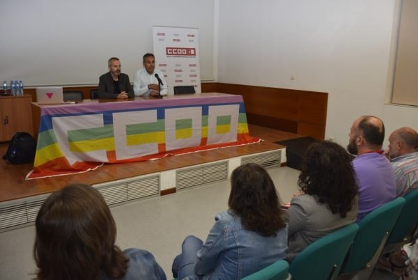 Jornada CCOO LGTBI