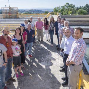 l Ayuntamiento y TAGUS celebran el Día del Medio Ambiente con una jornada de puertas abiertas el 6 de junio