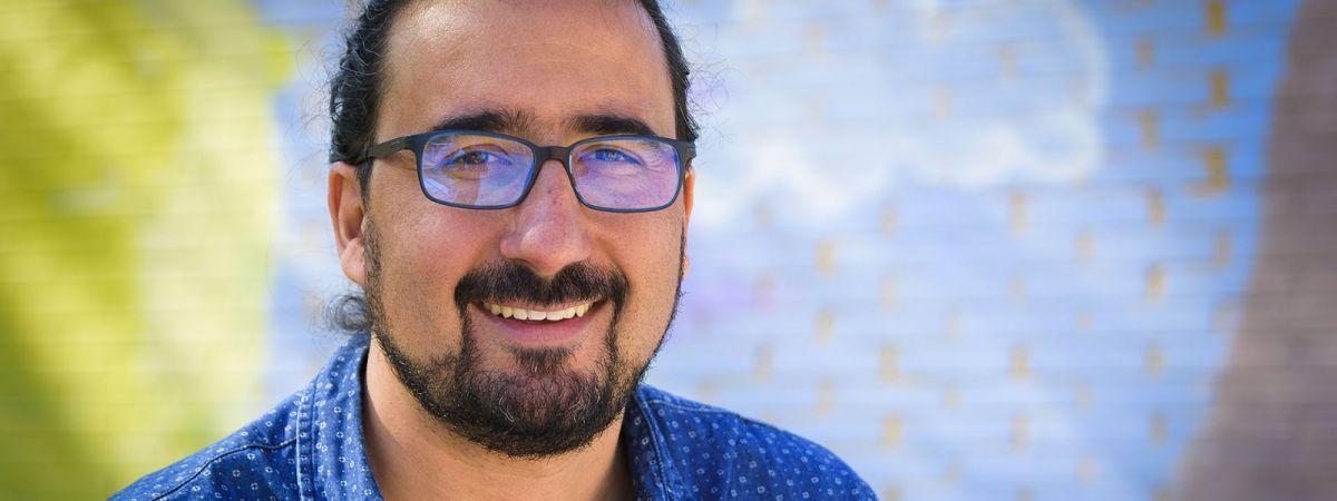 Entrevista con Diego Mejias García, 4 años…