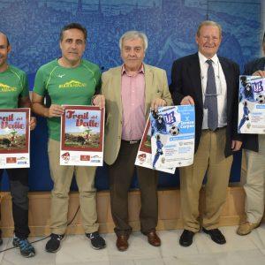 l X Torneo Corpus-Benquerencia, la II Copa de Plata de Fútbol Femenino y el I Trail del Valle, eventos deportivos del fin de semana