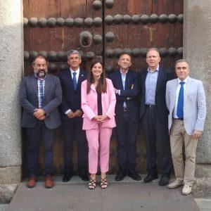 """l Gobierno local recaba el apoyo de la Escuela de Traductores para la conmemoración del VIII Centenario de Alfonso X """"El Sabio"""""""