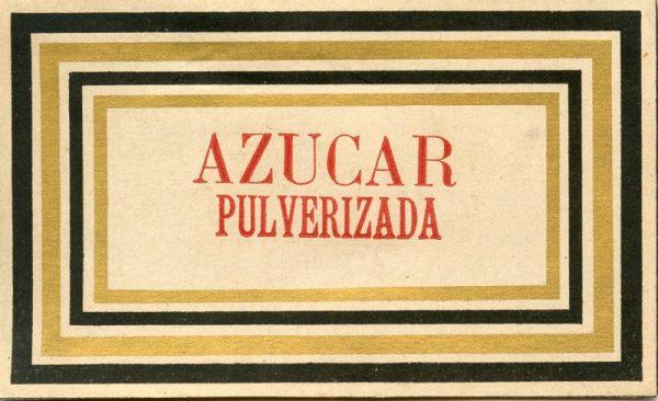 003_Azúcar Pulverizada