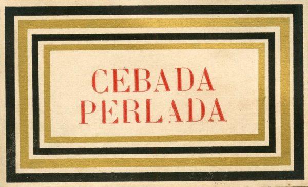 005_Cebada Perlada