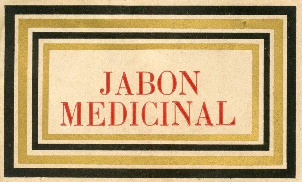 016_Jabón Medicinal