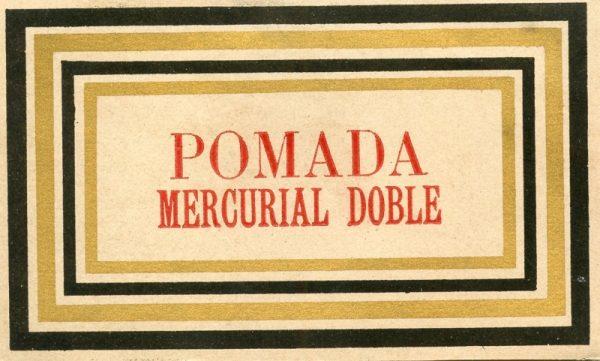 026_Pomada Mercurial Doble
