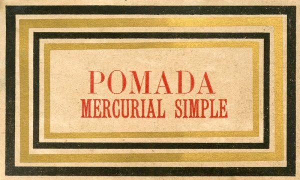 027_Pomada Mercurial Simple