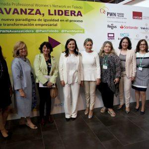 ilagros Tolón apuesta por poner en valor el liderazgo femenino en la gestión empresarial para lograr la igualdad real y efectiva