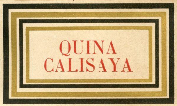 030_Quina Calisaya