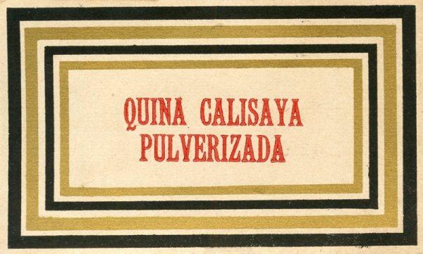 031_Quina Calisaya Pulverizada