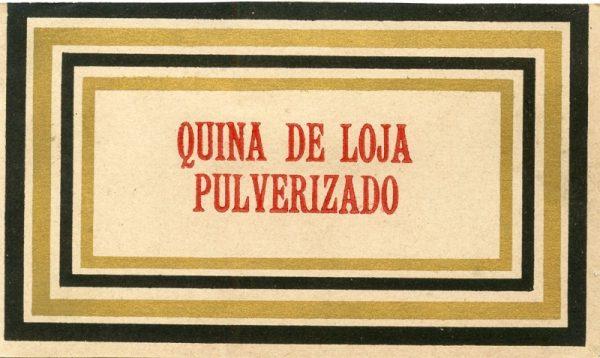 033_Quina de Loja Pulverizado
