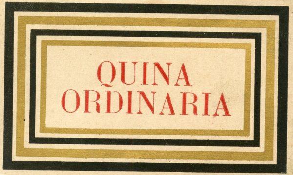 034_Quina Ordinaria