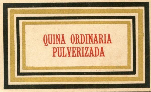 035_Quina Ordinaria Pulverizada