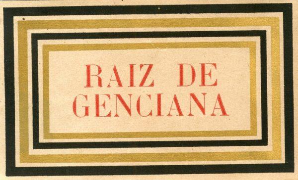 037_Raiz de Genciana