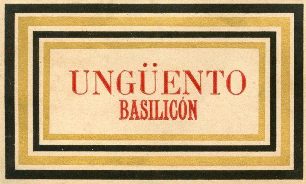 046_Ungüento Basilicón