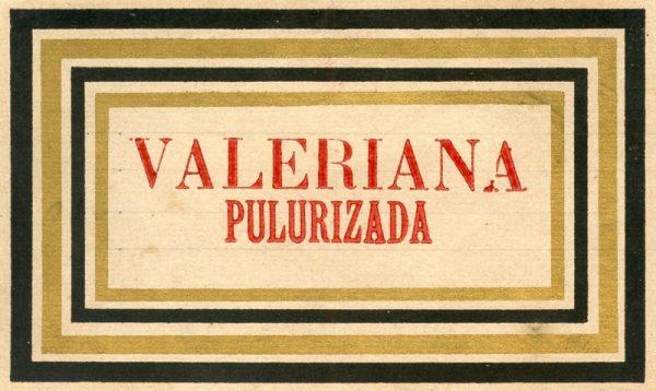 049_Valeriana Pulverizada