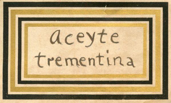 055_Aceita de Trementina