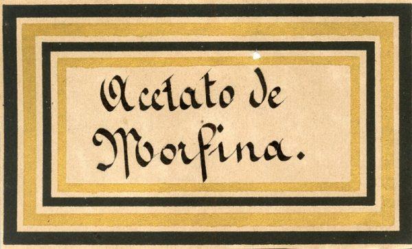 057_Acetato de Morfina