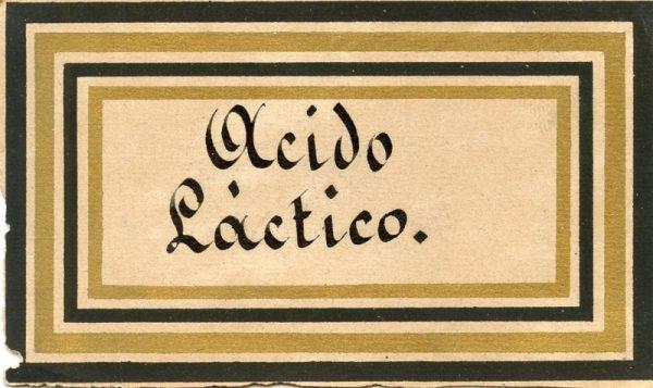 060_Ácido Láctico
