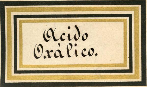 062_Ácido Oxálico