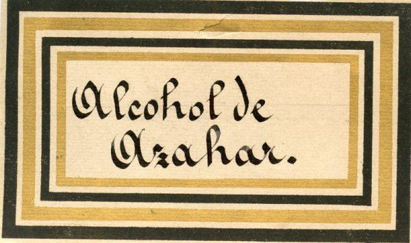 065_Alcohol de Azahar