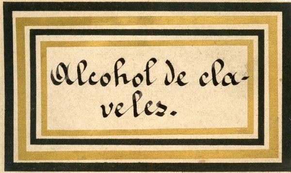 066_Alcohol de Claveles