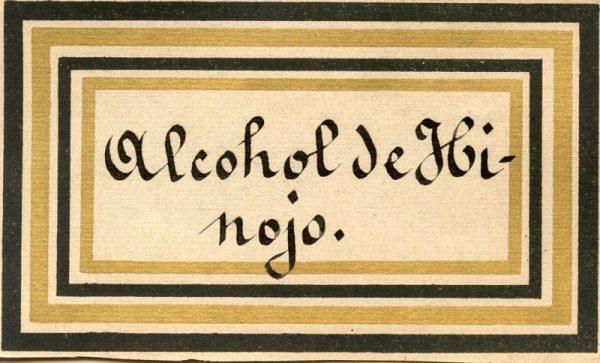067_Alcohol de Hinojo