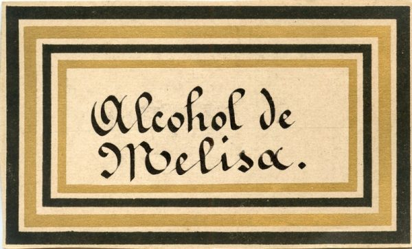 068_Alcohol de Melisa