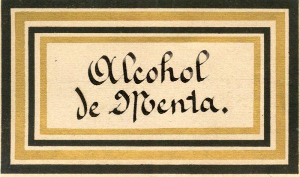 069_Alcohol de Menta