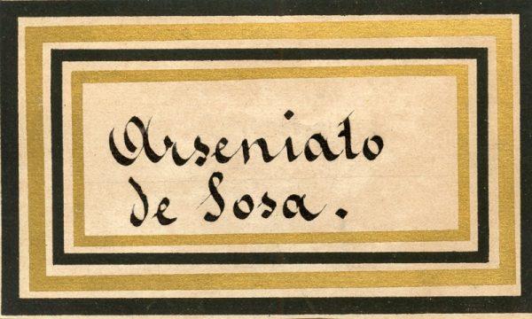 073_Arseniato de Sosa