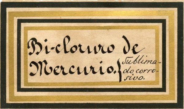 082_Bicloruro de Mercurio