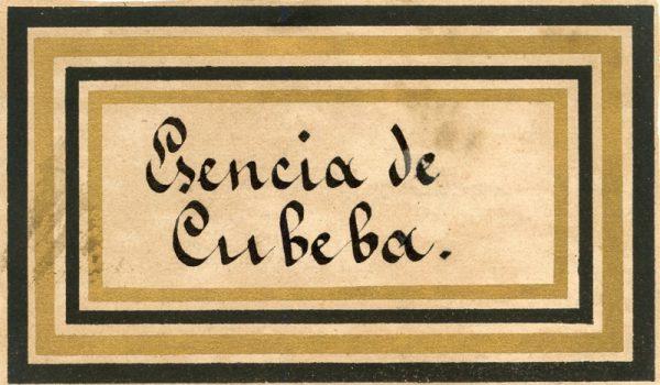 098_Esencia de Cubeba