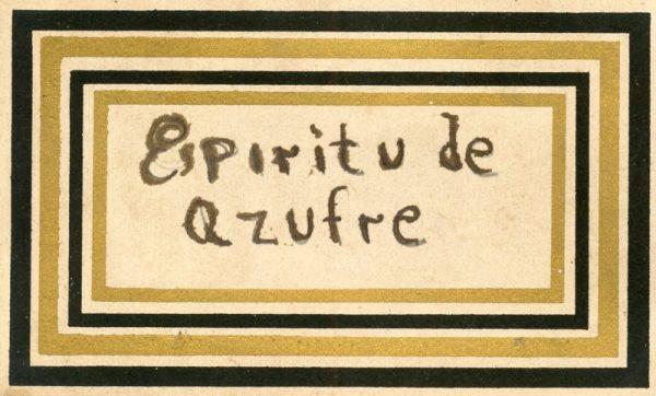 106_Espíritu de Azufre