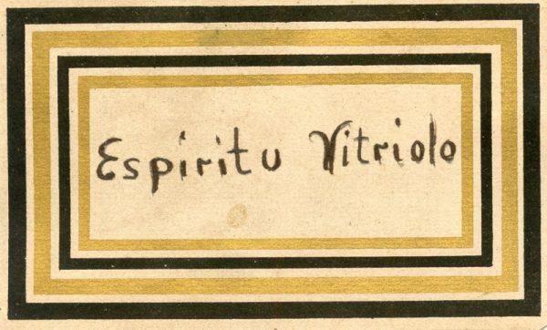 107_Espíritu Vitriolo