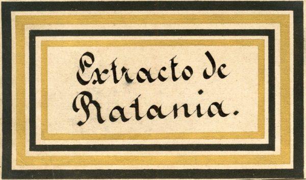 111_Extracto de Ratania