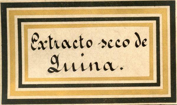 113_Extracto seco de Quina