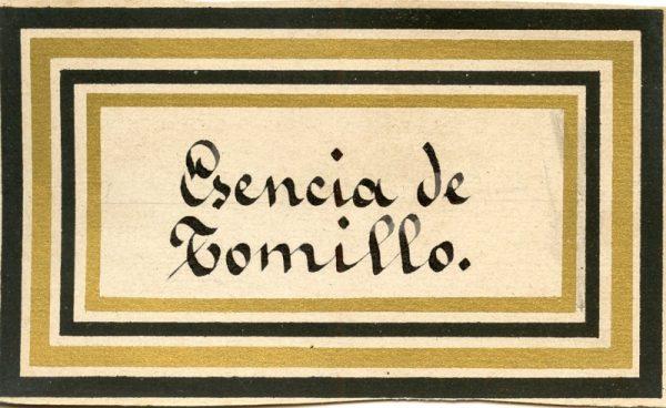 114_Esencia de Tomillo