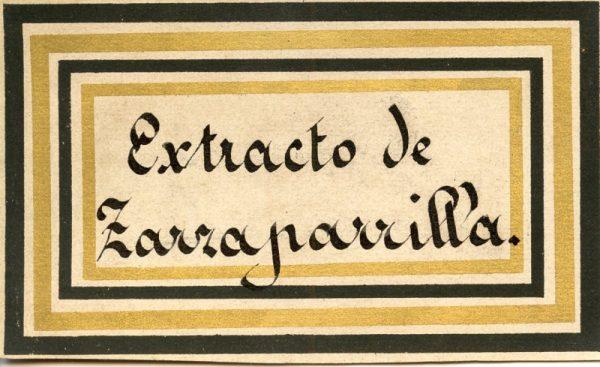 115_Extracto de Zarzaparrilla